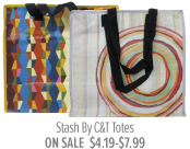 Stash By C&T Totes
