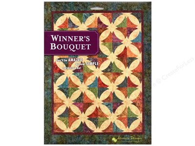Qulting Supplies - Winners Boquet Quilting Pattern