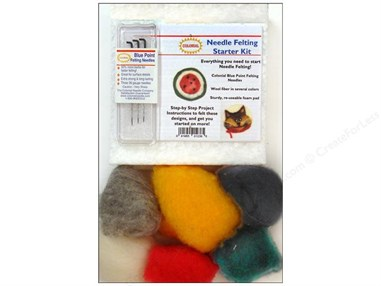 Colonial Needle Needle Felting Kits