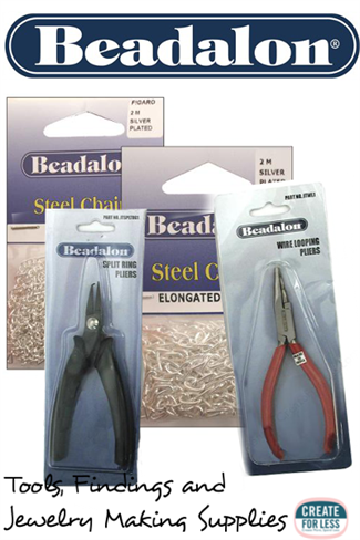 Beadalon - Everything You Need to Make Your own Jewelry | CreateForLess.com Discount Craft Supplies