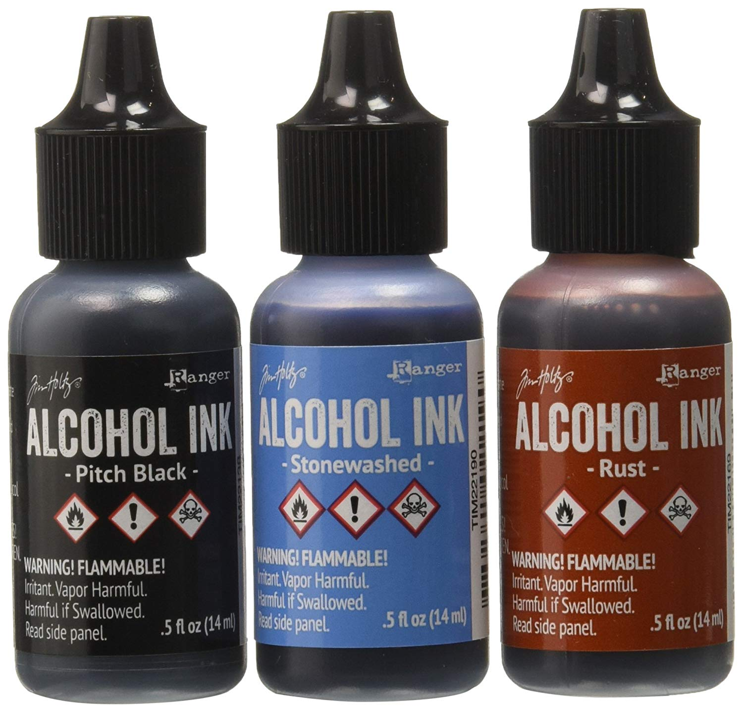 Alcohol Inks- What You Need To Know Before You Start -- CreateForLess