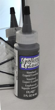 Gallery Glass Liquid Leading