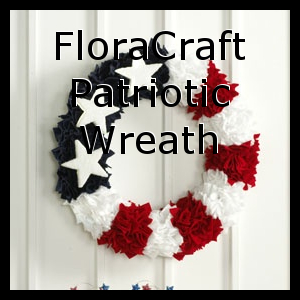 Flora Craft Patriotic Craft