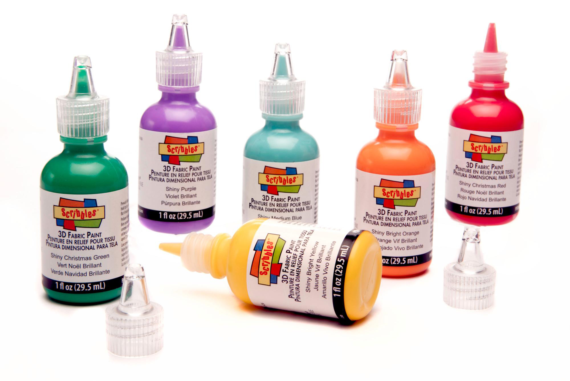Fabric Dye and Fabric Paint – Kits and Types -- CreateForLess