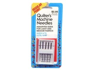 Collins Needle Threader: Quilter's Machine Needles by Collins 9, 11, 14