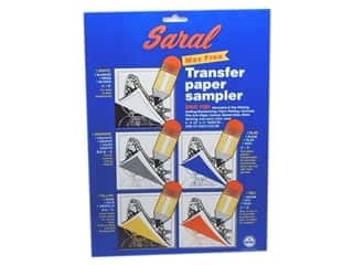 Saral Transfer Paper by Dritz Tracing Paper 8 1/2 x 11 in. 5pc