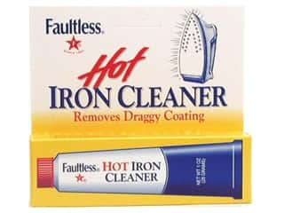 Faultless: Faultless Hot Iron Cleaner 1oz
