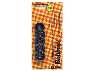 Gingham Square Bobbin Elna Steel 5 pc