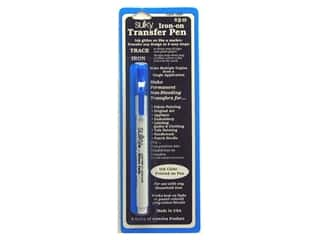 craft & hobbies: Sulky Iron-on Transfer Pen Blue
