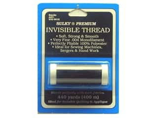 Sulky Invisible Thread .004 440 yd. Smoke