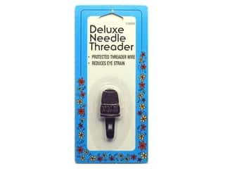 wire cutters: Deluxe Needle Threader by Collins