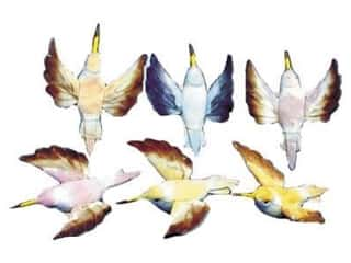 Clearance Floral & Garden Hummingbird: Accent Design Artificial Bird 2 1/2 in. Hummingbird Asst Pastel 1 pc.