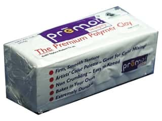 craft & hobbies: Premo! Sculpey Polymer Clay 1 lb. White