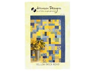 Atkinson Designs Yellow Brick Road Pattern