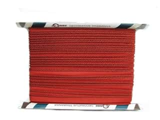 Conso Princess Cord with Lip 3/16 in. x 24 yd. Chinese Red (24 yards)