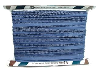 Conso Princess Cord with Lip 3/16 in. x 24 yd. French Blue (24 yards)