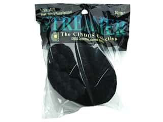 Crepe Paper Streamers by Cindus 1 3/4 in. x 81 ft Black
