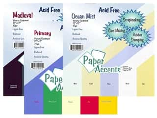 Paper Accents Cardstock Variety Pack