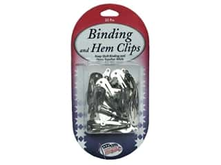 Sullivans Quilt Shop Binding & Hem Clips 35 pc.