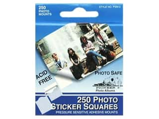 glues, adhesives & tapes: Pioneer Photo Mounts 250 pc.