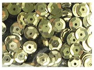 Accent Design 5 mm Cupped Sequins 800 pc. Gold