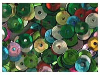 PA Essentials 8 mm Cupped Sequins 200 pc. Multi
