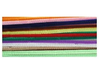Chenille Stems by Accents Design 6 mm x 12 in. Multi 25 pc.