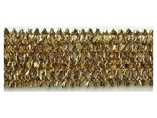 craft & hobbies: PA Essentials Glitter Stems 12 in. x 6 mm 25 pc. Gold