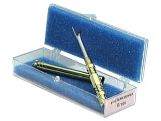 Holiday Gift Idea Sale $50-$400: Heritage Crafts Brass Seam Ripper Gift Boxed