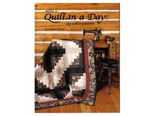 Books & Patterns: Quilt In A Day Make a Log Cabin Book
