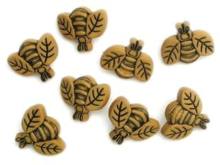 craft & hobbies: Jesse James Embellishments - Large Bees