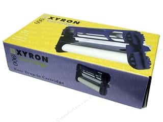 die cuts: Xyron 9 in. Permanent Adhesive Refill