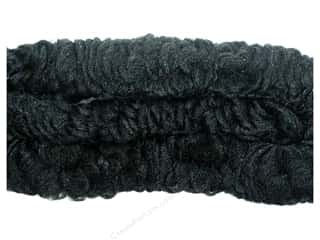 PA Essentials Curly Chenille Stems 38 mm x 36 in. Black