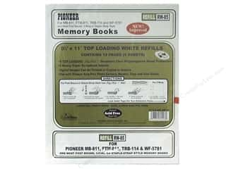 Pioneer Refill Page Memory 8.5 in. x 11 in. White