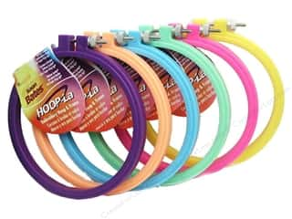 sewing & quilting: Susan Bates Hoop-La Embroidery Hoops 5 in. 1 pc.