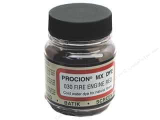 Jacquard Procion MX Dye 2/3 oz. #030 Fire Engine Red