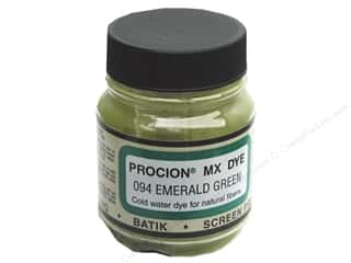 Jacquard Procion MX Dye 2/3 oz. #094 Emerald Green
