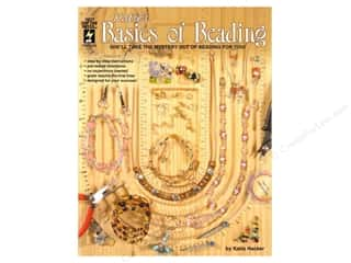 Clearance Off The Press Template: Hot Off The Press Katie's Basics Of Beading Book