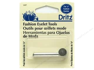 Grommet Attacher / Eyelet Attacher: 2-Part Eyelet Tools by Dritz