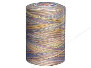 mettler mercerized cotton thread: Coats & Clark Star Variegated Mercerized Cotton Quilting Thread 1200 yd. #817 Gum Balls