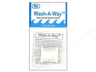 YLI: YLI Wash-A-Way Thread 100 yd