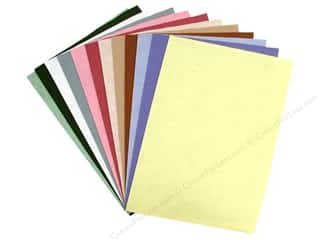National Nonwovens 35% Wool Felt 12 x 18 in. Spring Collection (10 sheets)