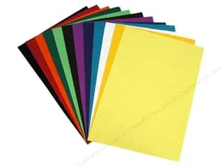 yellow and gold felt: National Nonwovens 20% Wool Felt 12 x 18 in. Contemporary Mix (10 sheets)