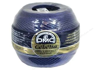 DMC Cebelia Crochet Cotton Size 10 #797 Royal Blue