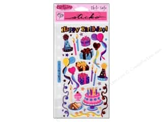 Sticko Stickers - Birthday Party