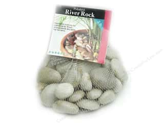 River Rocks: Panacea Decorative River Rock 2 lb. White
