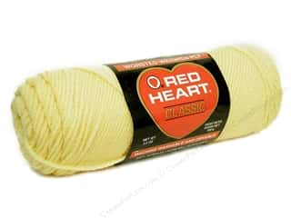 yarn: Red Heart Classic Yarn 190 yd. #261 Maize