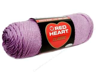 yarn & needlework: Red Heart Classic Yarn #584 Lavender 190 yd.