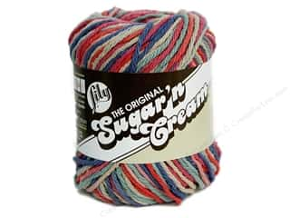 Lily Sugar 'n Cream Yarn  2 oz. #190 Painted Desert