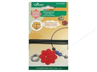 Quilting Supplies Clover: Clover Asian Knot Template Ball